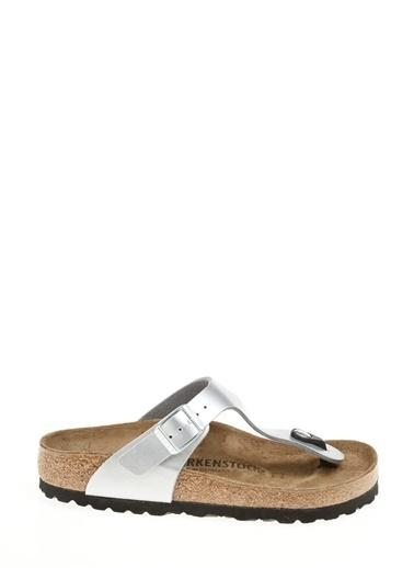 Birkenstock Sandalet Gümüş